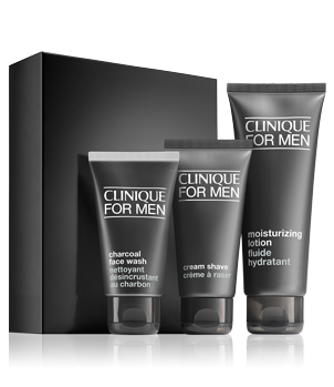 Set Clinique For Men para Piel Seca