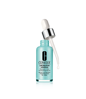 Anti-Blemish Solutions Blemish + Line Correcting Serum